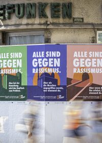 Aktionswoche gegen antimuslimischen Rassismus, Kampagnenplakate
